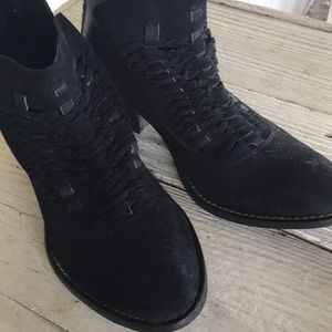 Shoes - REBEL ANKLE BOOTS